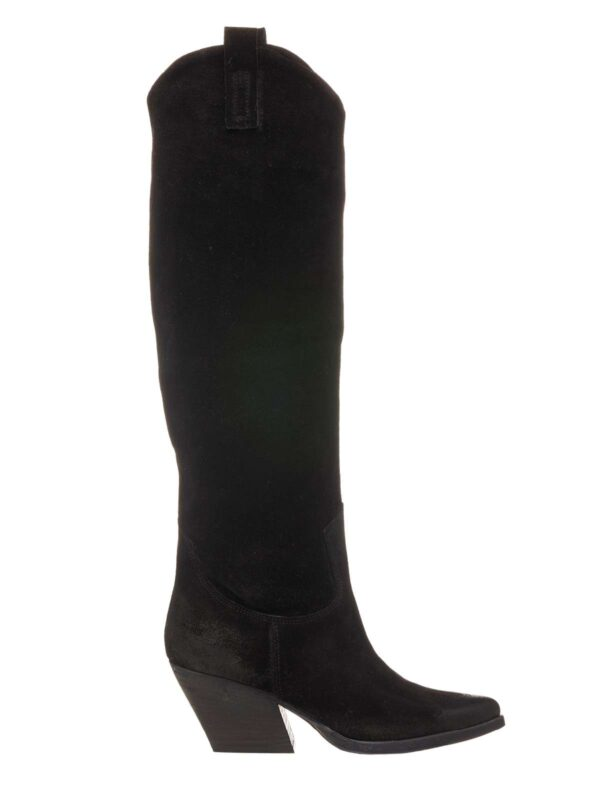 Cizme OVYÉ (#17015) - SASSY STATION Fashion Marketplace - vinde și cumpără haine, pantofi, genti, accesorii pentru femei