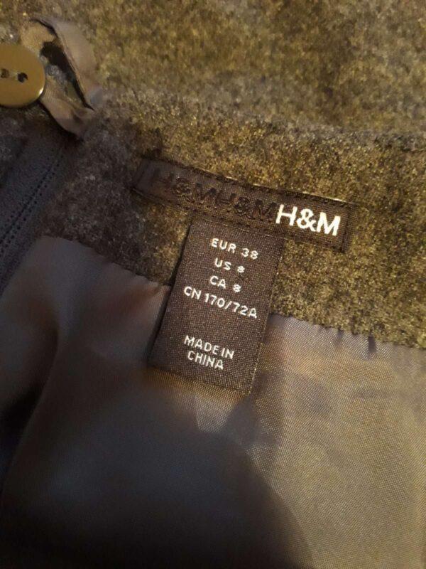 Fusta H&M (#17061) - SASSY STATION Fashion Marketplace - vinde și cumpără haine, pantofi, genti, accesorii pentru femei