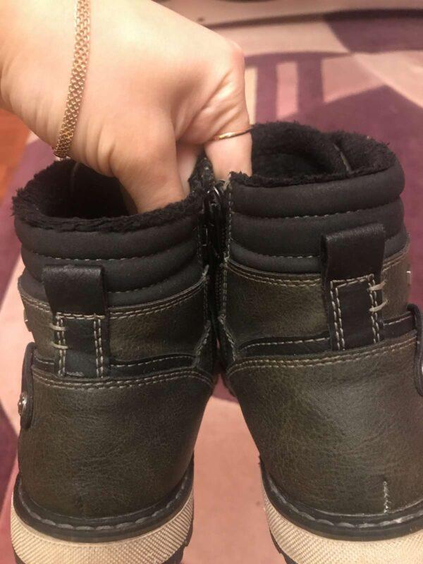 Ghete / botine TOM TAILOR (#17069) - SASSY STATION Fashion Marketplace - vinde și cumpără haine, pantofi, genti, accesorii pentru femei