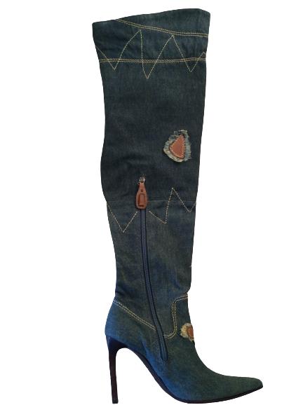 Cizme SCHUTZ (#17091) - SASSY STATION Fashion Marketplace - vinde și cumpără haine, pantofi, genti, accesorii pentru femei