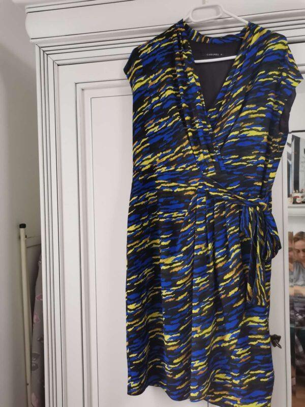 Rochie CARAMEL (#17101) - SASSY STATION Fashion Marketplace - vinde și cumpără haine, pantofi, genti, accesorii pentru femei