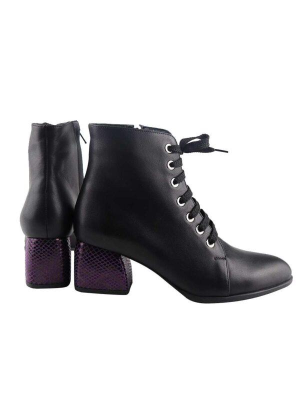Ghete / botine TRIPLE STEP (#17114) - SASSY STATION Fashion Marketplace - vinde și cumpără haine, pantofi, genti, accesorii pentru femei