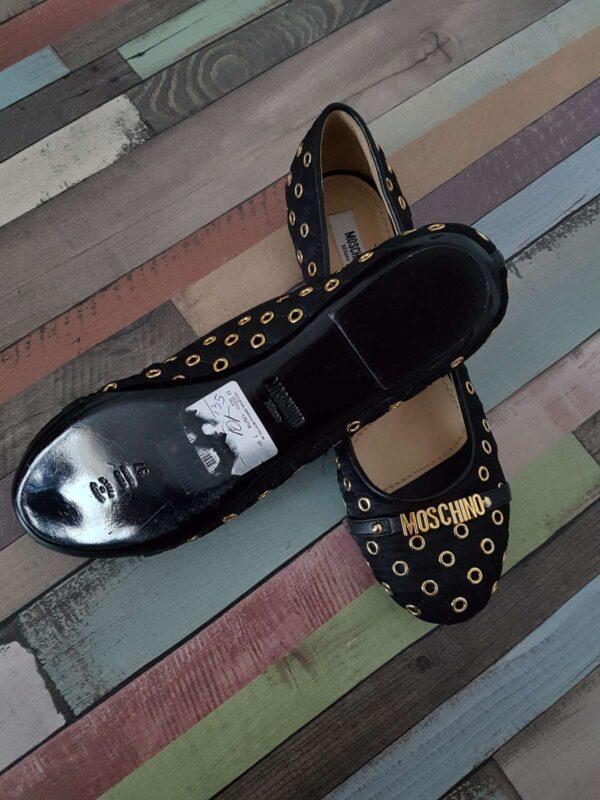 Balerini MOSCHINO (#17121) - SASSY STATION Fashion Marketplace - vinde și cumpără haine, pantofi, genti, accesorii pentru femei