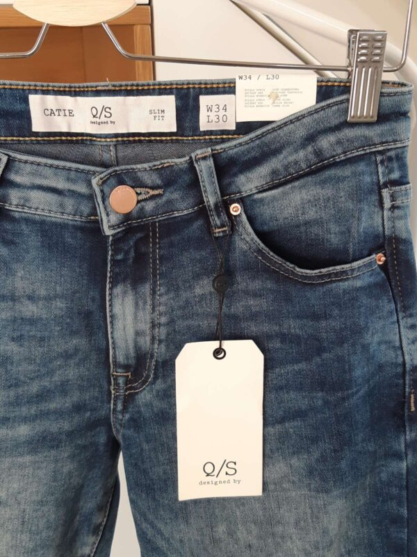 Blugi S.OLIVER (#17183) - SASSY STATION Fashion Marketplace - vinde și cumpără haine, pantofi, genti, accesorii pentru femei