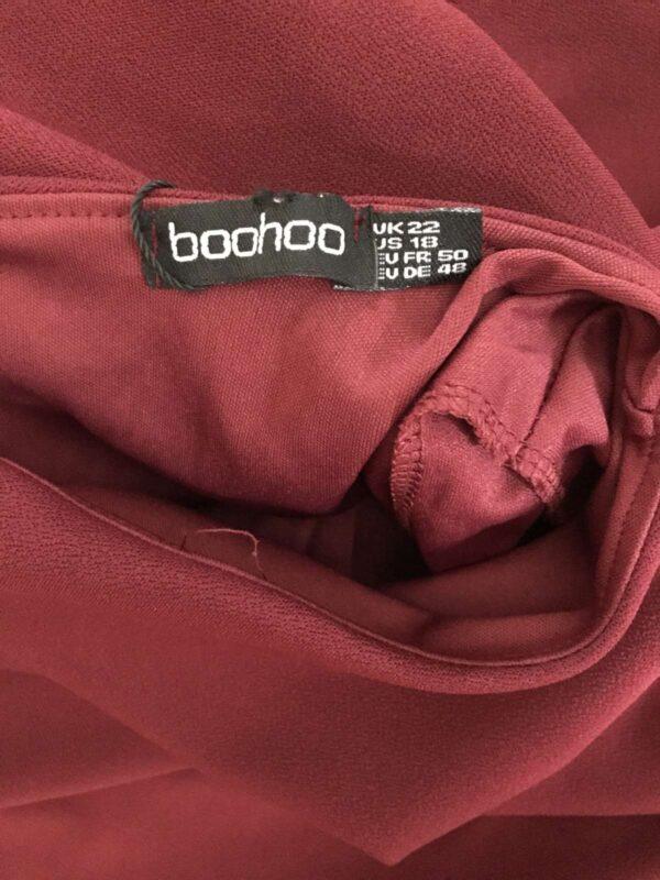 Salopeta BOOHOO (#17220) - SASSY STATION Fashion Marketplace - vinde și cumpără haine, pantofi, genti, accesorii pentru femei