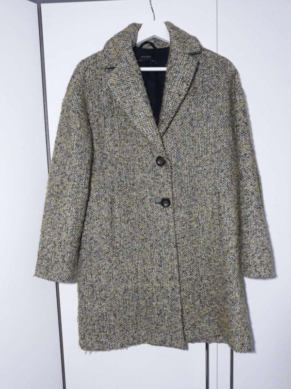 Palton ZARA (#17314) - SASSY STATION Fashion Marketplace - vinde și cumpără haine, pantofi, genti, accesorii pentru femei
