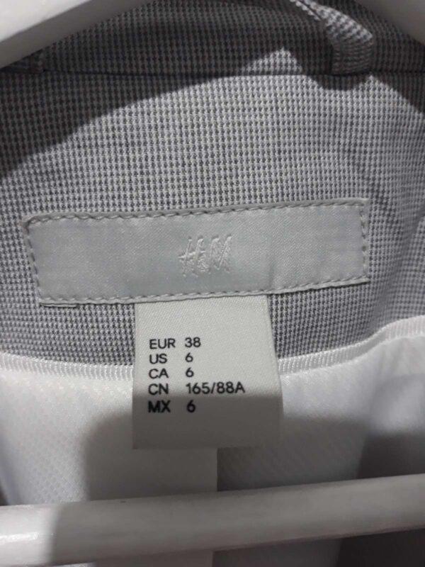 Sacou H&M (#17317) - SASSY STATION Fashion Marketplace - vinde și cumpără haine, pantofi, genti, accesorii pentru femei