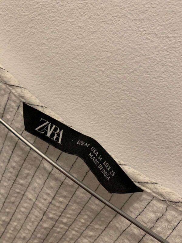 Camasa ZARA (#17356) - SASSY STATION Fashion Marketplace - vinde și cumpără haine, pantofi, genti, accesorii pentru femei