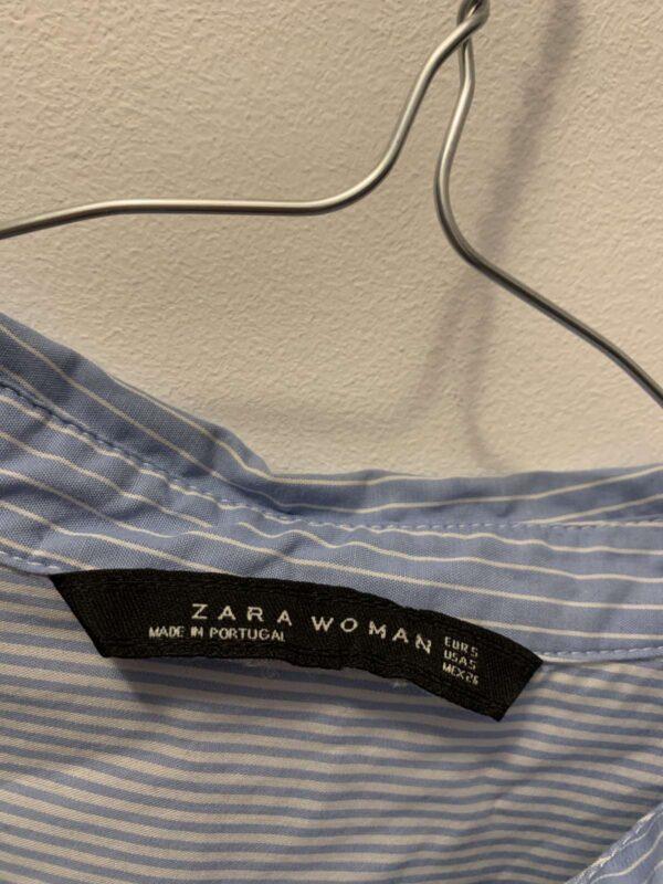 Camasa ZARA (#17358) - SASSY STATION Fashion Marketplace - vinde și cumpără haine, pantofi, genti, accesorii pentru femei