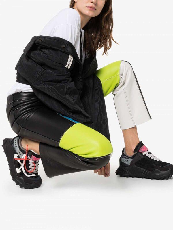 Pantofi sport OFF-WHITE (#17384) - SASSY STATION Fashion Marketplace - vinde și cumpără haine, pantofi, genti, accesorii pentru femei
