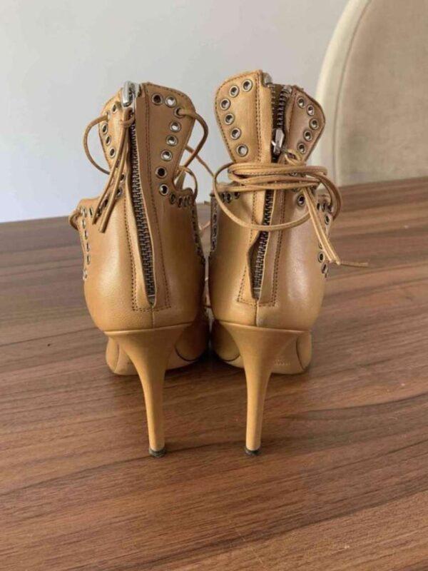 Sandale cu toc ISABEL MARANT (#17393) - SASSY STATION Fashion Marketplace - vinde și cumpără haine, pantofi, genti, accesorii pentru femei