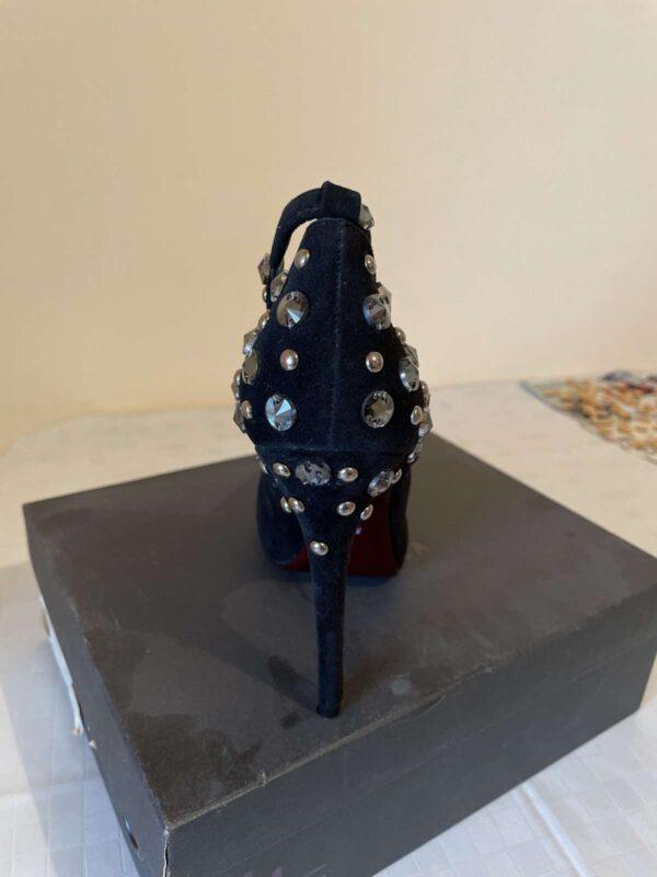 Pantofi cu toc MEDEA (#17426) - SASSY STATION Fashion Marketplace - vinde și cumpără haine, pantofi, genti, accesorii pentru femei