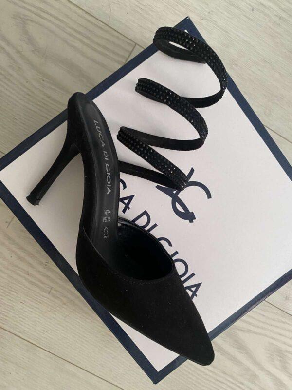 Pantofi cu toc LUCA DI GIOIA (#17500) - SASSY STATION Fashion Marketplace - vinde și cumpără haine, pantofi, genti, accesorii pentru femei