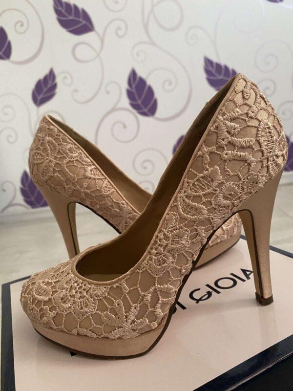Pantofi cu toc SMITH (#17501) - SASSY STATION Fashion Marketplace - vinde și cumpără haine, pantofi, genti, accesorii pentru femei