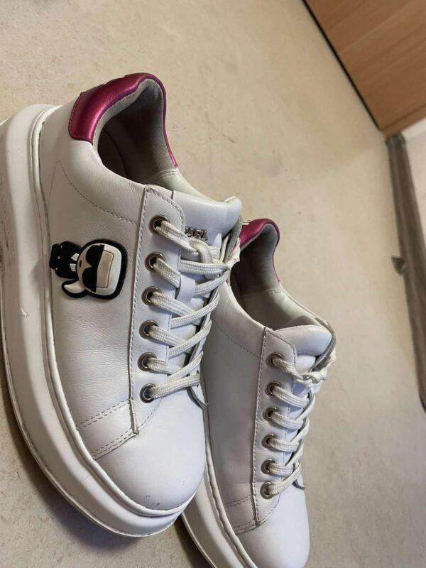 Pantofi sport KARL LAGERFELD (#17503) - SASSY STATION Fashion Marketplace - vinde și cumpără haine, pantofi, genti, accesorii pentru femei