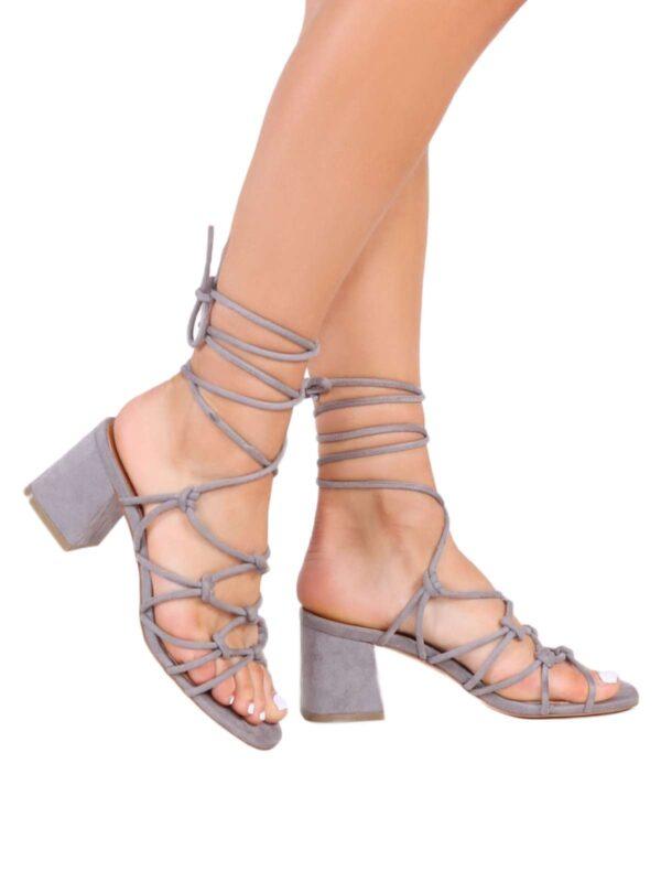 Sandale PUBLIC DESIRE (#17523) - SASSY STATION Fashion Marketplace - vinde și cumpără haine, pantofi, genti, accesorii pentru femei
